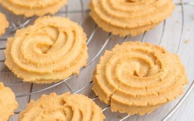 Le ricette dal Molino Martinetto: Paste di Meliga