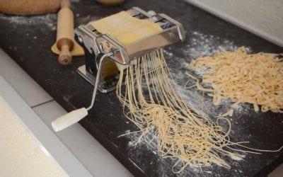 Le ricette dal Molino Martinetto: i tajarin